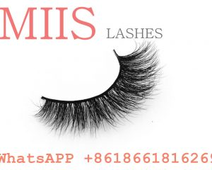 mink lashes with private