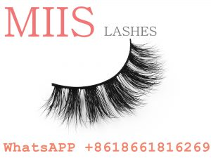 3D mink Lashes False Eyelashes
