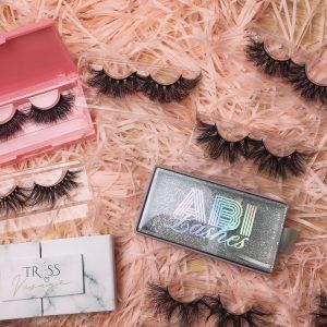 vendor for mink lashes